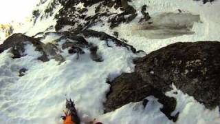 Monviso, Couloir Coolidge.m4v