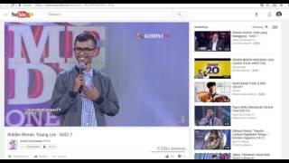 Ridwan Remin ; Young Lex dan Kemal Palevi, Sampah ! - SUCI 7 Show 12