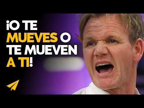 Nunca Jamás te des por Vencido   Gordon Ramsay en Español: 10 Reglas para el éxito
