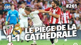 Replay #261 : Débrief Athletic Bilbao vs Real Madrid (1-1) / Tottenham vs Liverpool (1-2) - #CD5
