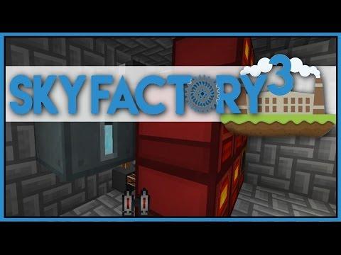 Simply Jetpacks - Minecraft Skyfactory 3 - Ep 20 [Let's Play Sky Factory 3]