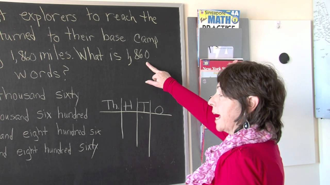 small resolution of 4th Grade New York State Math Test 2/30 - YouTube