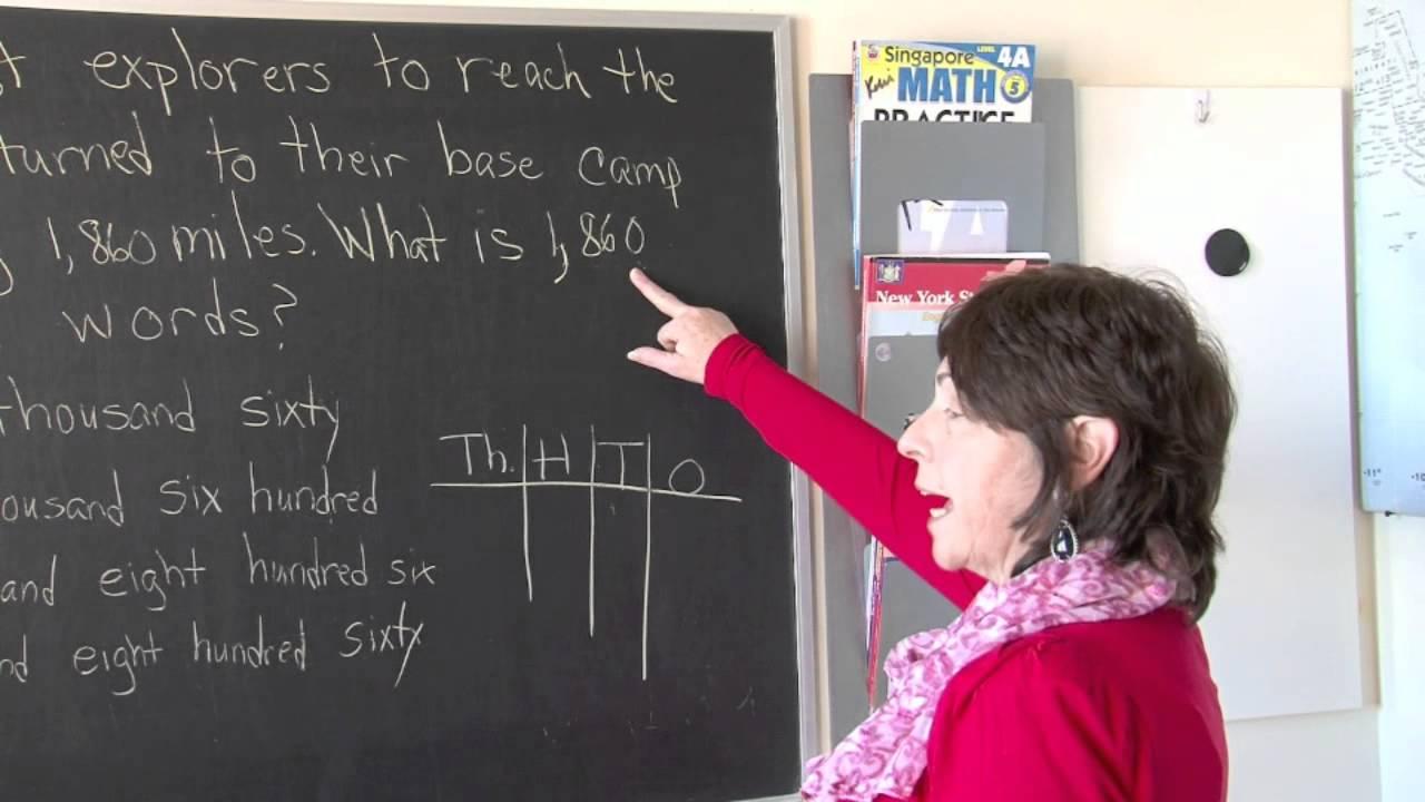 medium resolution of 4th Grade New York State Math Test 2/30 - YouTube