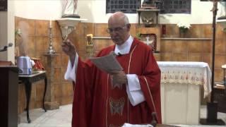 Homilia do Pe. Julio Lancellotti na Exaltação da Santa Cruz