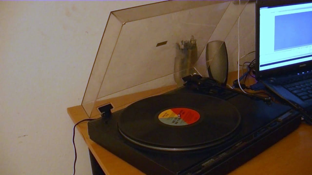 Keep those albums sounding great by converting your vinyl to a digital format