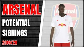 Arsenal's Potential Summer Signings - An In Depth Look At Dayot Upamecano - Episode 2