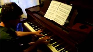 Gershwin - Sweet and Low Down, solo piano