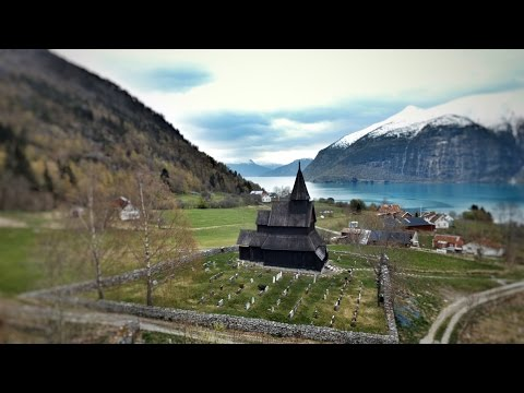 Urnes stave Church Norway