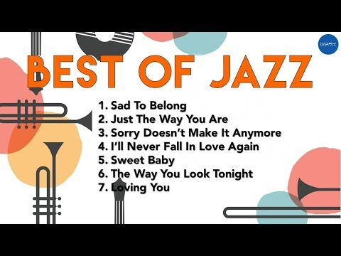 Relaxing Jazz Songs Part 2 | NON-STOP
