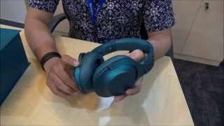 sony wireless noise cancelling headphone mdr 100abn