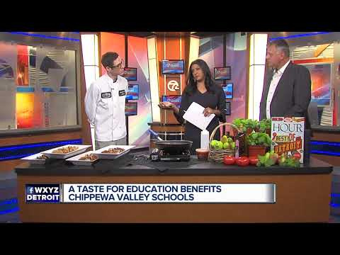 A taste for education benefits Chippewa Valley Schools