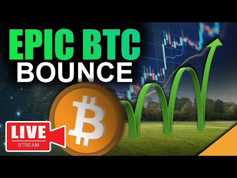 MOST Epic Bitcoin BOUNCE In History (Ethereum Price Investigation)
