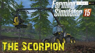 Farming Simulator 2015 - Heavy Forestry Equipment