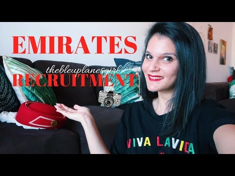 EMIRATES RECRUITMENT  | WHAT TO EXPECT? HOW DID I BECAME A CABIN CREW