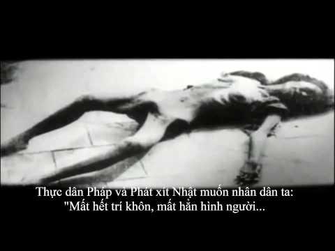 NẠN ĐÓI NĂM 1945 - ĐƯỜNG LỐI CMCĐCS VN | NGUYỄN TRỌNG DŨNG - ĐH THƯƠNG MẠI