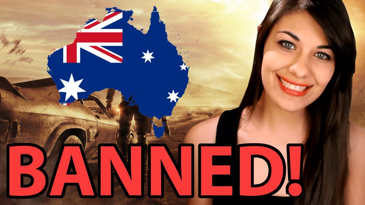 How Many Games Get Banned In Australia Mad Max