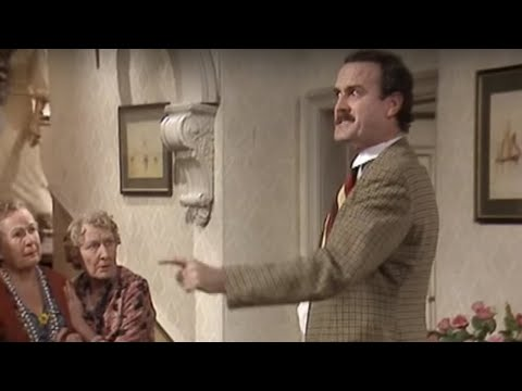 Satisfied Customers - Fawlty Towers - BBC