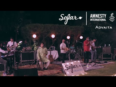 Advaita - Mo Funk | Sofar Delhi NCR - GIVE A HOME 2017