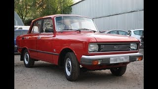 Moskvich 2140SL – роскошь по доступной цене!