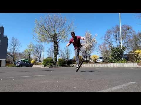 Freestyle Skatesession April 2020 - Part 1/2