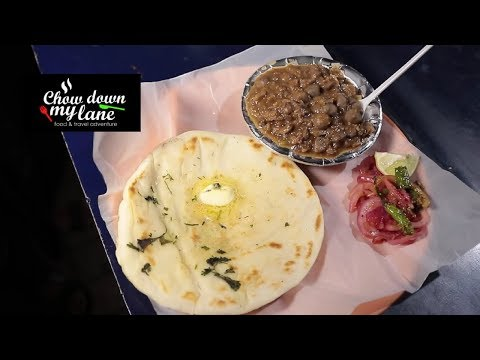 BEST Kulcha Chola and Rajma in Pune    Delhi Chowk    Pune Street Food