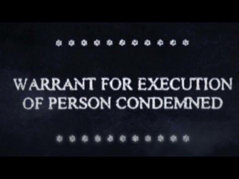 Final death warrant