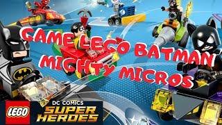 Game Anak - Game Lego Batman Mighty Micros