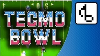 Tecmo Bowl WITH LYRICS feat. Niko Tsakalakos! - brentalfloss