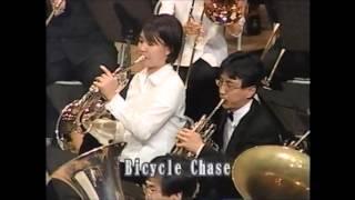 ウィリアム・ウォルトン作曲/「ア・ウォータイム・スケッチブック」より 第10回記念定期演奏会 2000年12月9日 大阪国際交流センター大ホール.