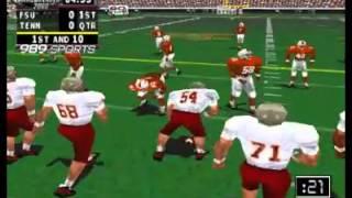 NCAA Gamebreaker 2000 (PlayStation One)