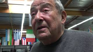 Bob Arum No Fan Of Media Scrums EsNews Boxing