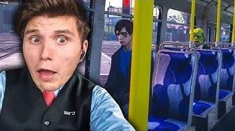 Die verrückteste Busfahrt in GTA Online (mit 8 Spielern!)