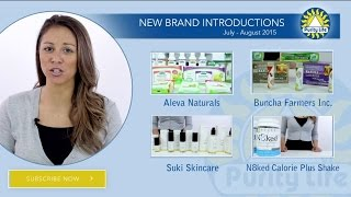 Purity Life New Brand Introduction -July/August 2015