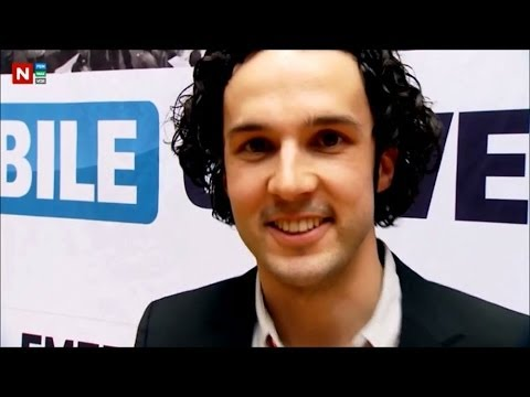 Ylvis: Jaap Westerdijk at the Amsterdam Mobile Convention