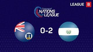 #CNL Highlights - Montserrat 0-2 El Salvador