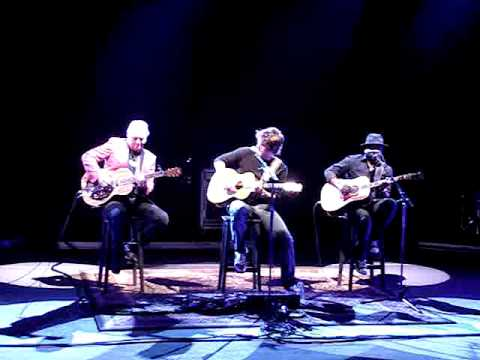 John Mayer, 3x5, RedRocks 2007 Acoustic