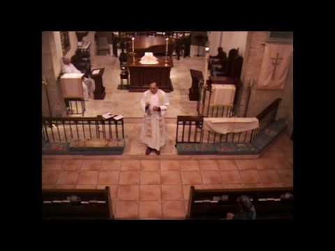 Sermon: A Transformed Life in Jesus Christ *Father Todd*