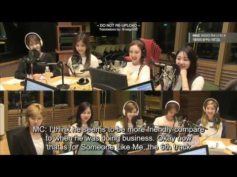 [ENG] Tei's Dream Radio with TWICE // 테이의 꿈꾸는 라디오 트와이스 (170530)
