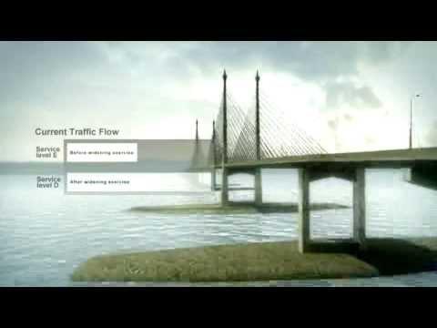 Penang Bridge - HSS