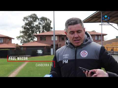 NPL Grand Final Media | Canberra FC