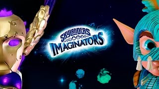 Vídeo Skylanders Imaginators