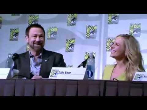 Grant & Julie on Love Connection Between Nolan & Amanda  Defiance San Diego Comic Con