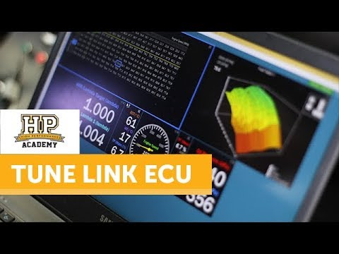 Learn How To EFI Tune | Link Online Training Course - High Performance Academy | PC Link