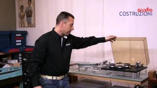 JA Michell Syncro+ Jbe turntable di Sbisa' Audiocostruzioni
