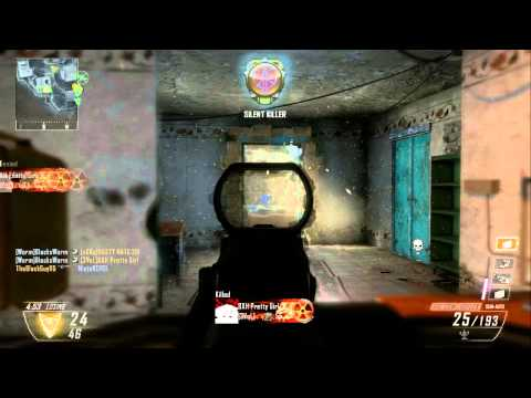Cod Black Ops 2 How to Camp Yemen Worm Style