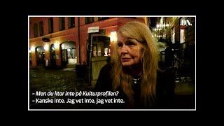 """Kristina Lugn om Kulturprofilen: """"Vad han gjorde mot unga tjejer, det är sant"""""""