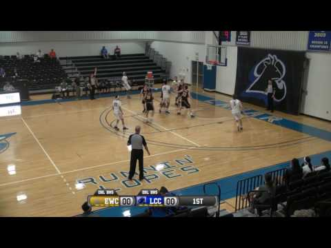 Lamar Community College vs. Eastern Wyoming College (Men's Basketball)