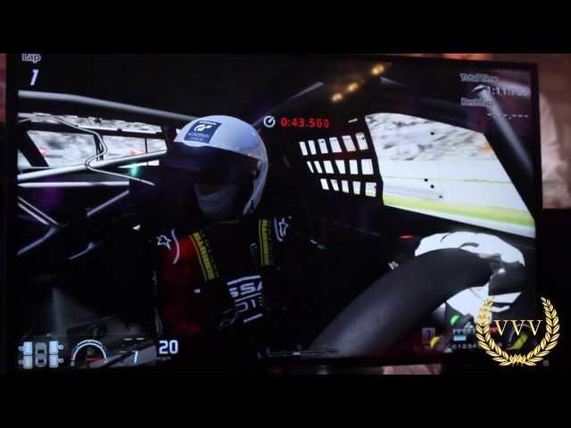 Gran Turismo 6 Replay Direct Audio E3 2013