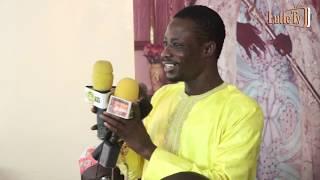 Rock Mbalakh, Bécaye Mbaye, Boy Kaïré... chez le Grand Serigne Pape Ibrahima Diagne pour la...