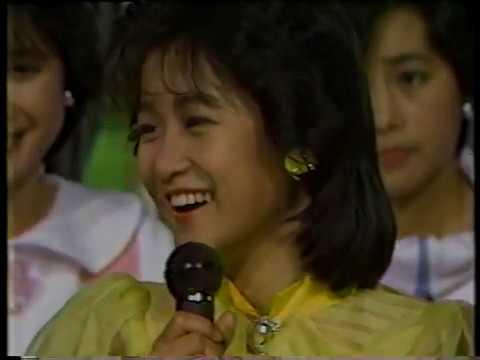1985 岡田有希子さん 二人だけのセレモニー JAPAN